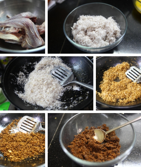 Resep Ayam Saksang JTT