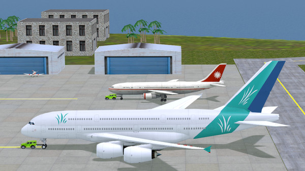 Airport Madness 3D Free Game