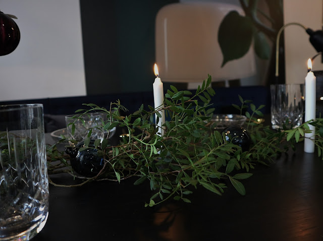 Noël / Christmas / Vaisselle / Cristal / 4 / Louise Roe Copenhagen /