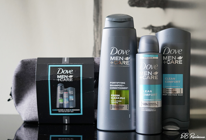 Dove Men Care Ultimate Wash Bag Gift Set
