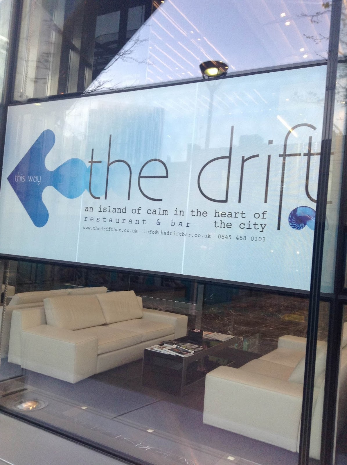 The Drift - Bishopsgate, London