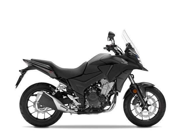 Tiga Warna Baru Honda CB500XA ABS 2017, Harga Dari RM35,391
