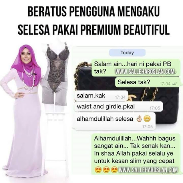 korset pembentukkan dan kecantikan_premium beautiful