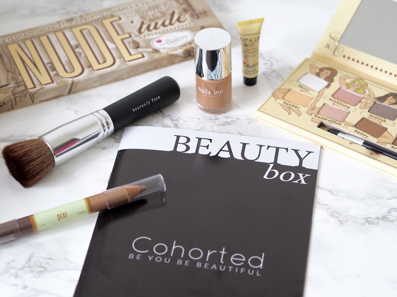Cohorted Beauty Box – March Edition
