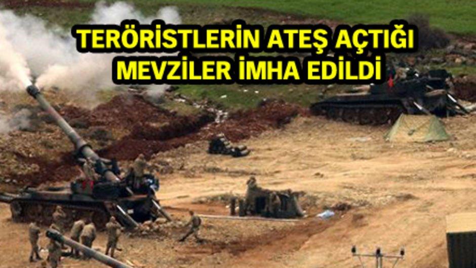 Teröristler Tank saldırısı sonucunda 7 şehidimiz var