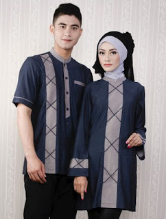 67 Model Baju Gamis Couple Rabbani Kekinian