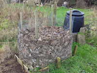 Allotment Growing - Leaf Mould