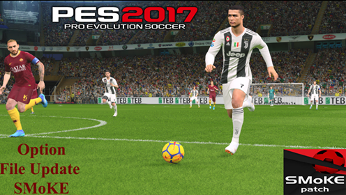 PES 2017 Option File Update SMoKE Patch 9.8.4 By EsLaM
