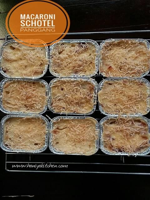 Resep Macaroni Schotel Keju Panggang