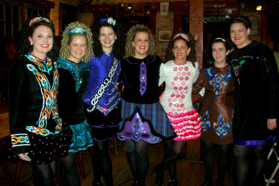 You tell. adult irish dancer opinion