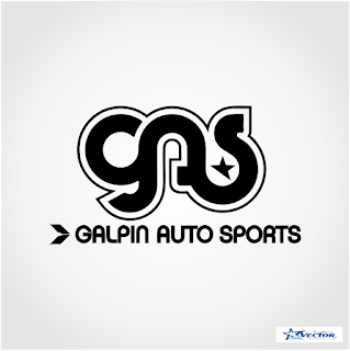 Galpin Auto Sports (GAS) Logo Vector cdr Download