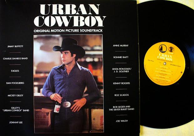 cowboy soundtrack record