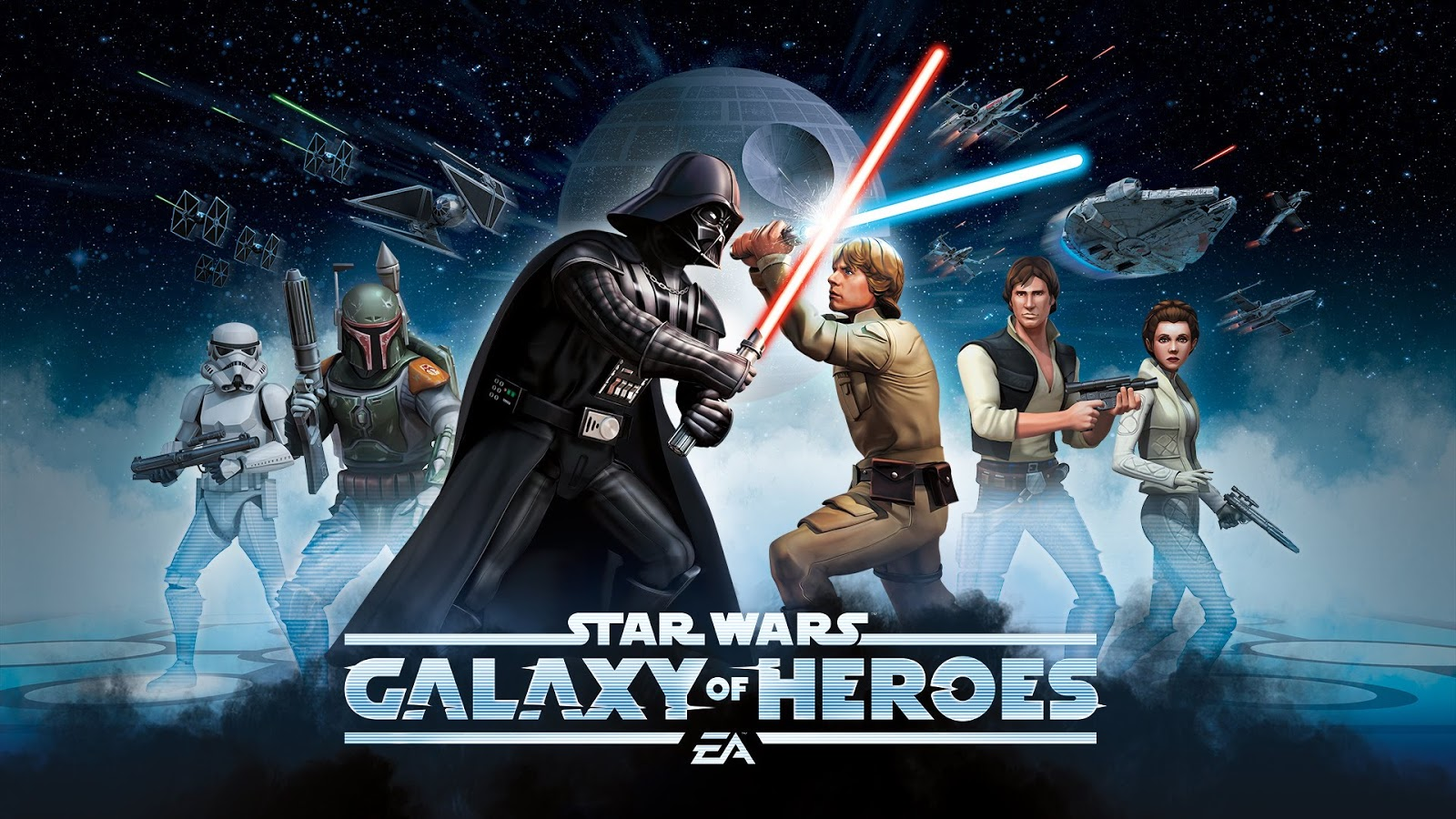 Star Wars: Galaxy of Heroes Blog: SWGOH New Guild Challenge Daily