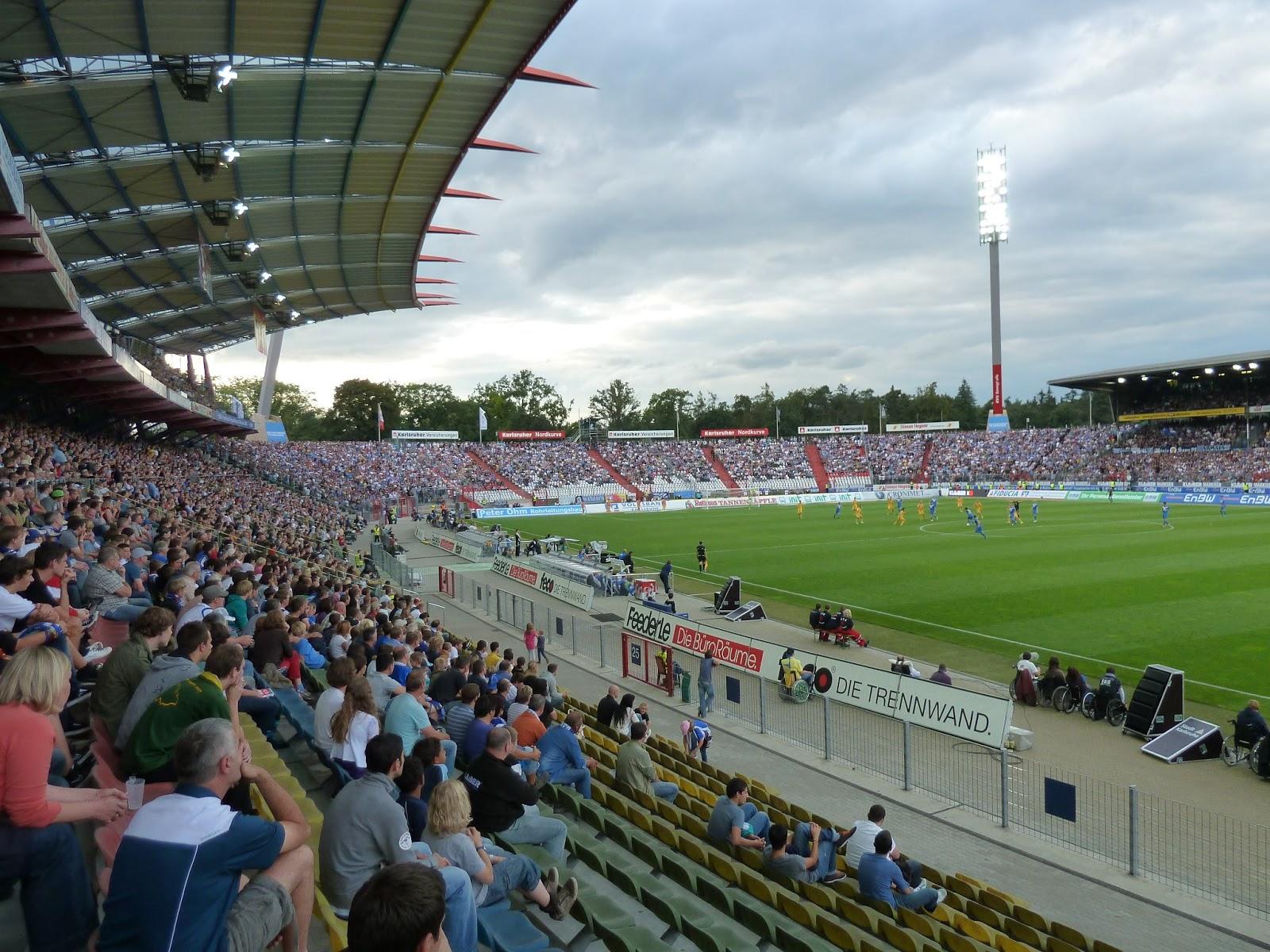 Football Karlsruhe