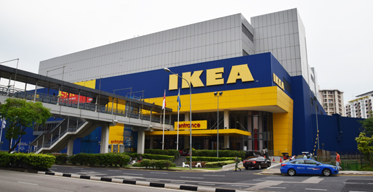 IKEA Singapore, March 2016 | www.var-dags-rum.se