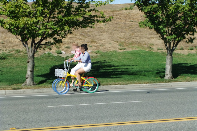 google-bicycle Googleの自転車
