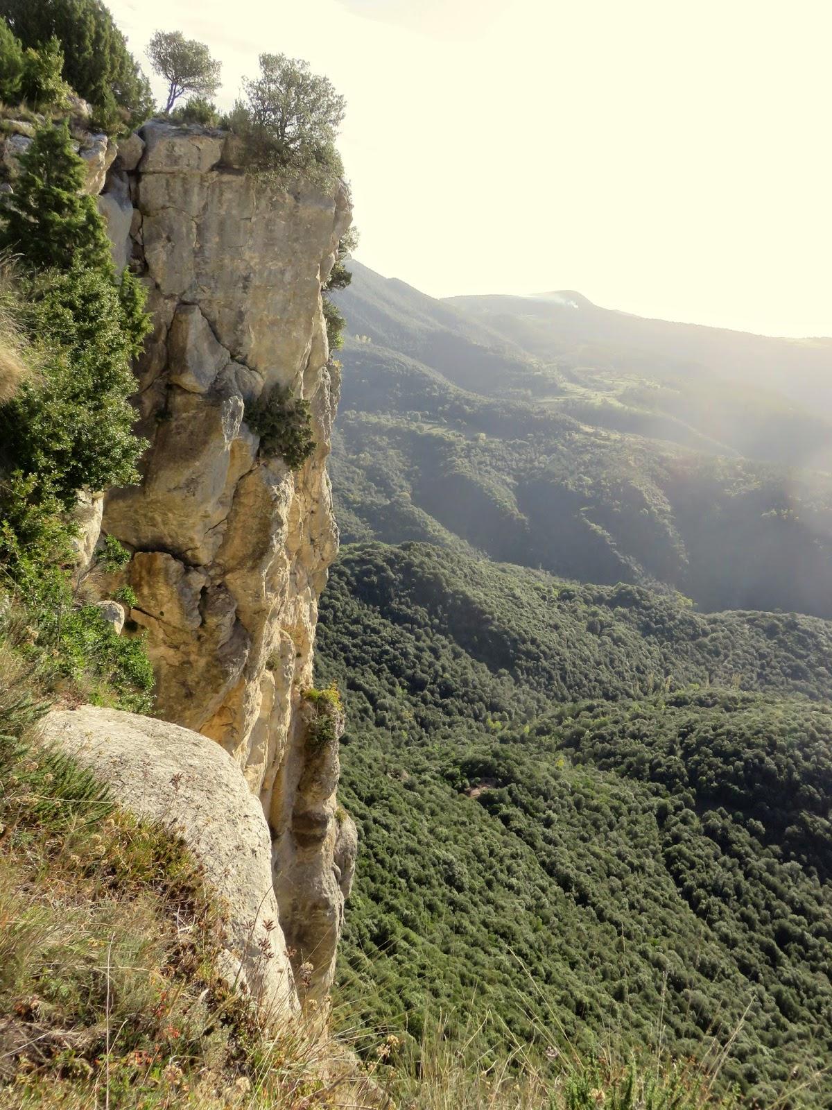 RUPIT - SALT DE SALLENT - SUSQUEDA - SANT JOAN DE FABREGUES