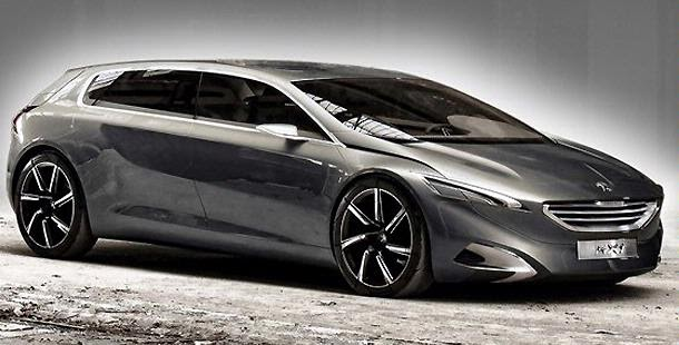 electric cars peugeot is preparing the family 6 passenger concept car. Black Bedroom Furniture Sets. Home Design Ideas