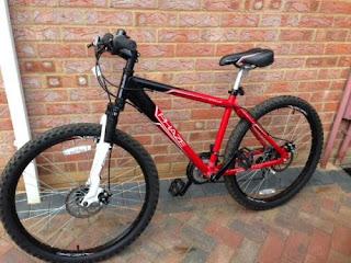 Stolen Bicycle - Apollo Phaze