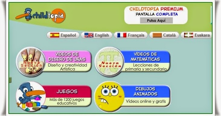 juegos childtopia gratis