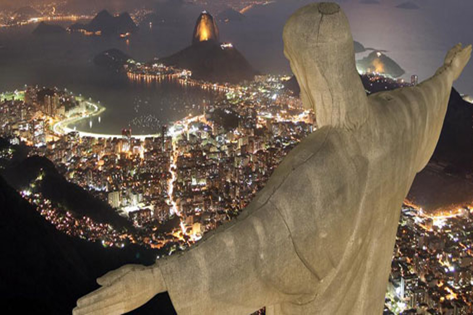 Know More About 7 Wonders of the World | Christ Redeemer, Rio de Janeiro , Brazil