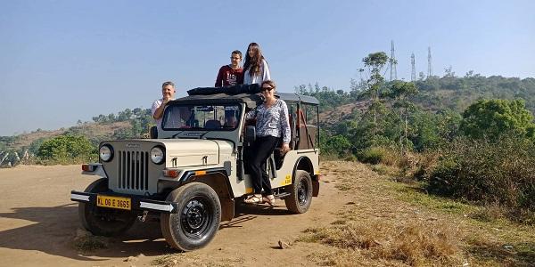 treck jeep kerala