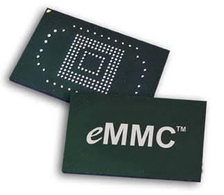 Pengertian eMMC Android