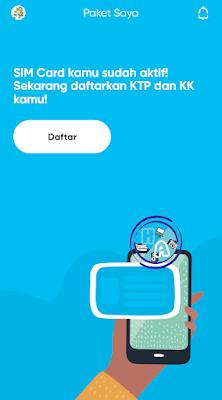 Cara Registrasi Kartu HUP Indonesia