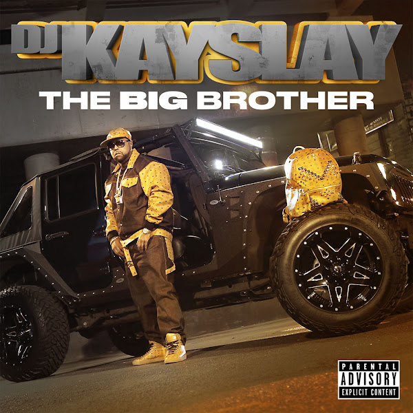 DJ Kay Slay - Jealousy (feat. Busta Rhymes, Tech N9ne, The Game & Meet Sims) - Single Cover