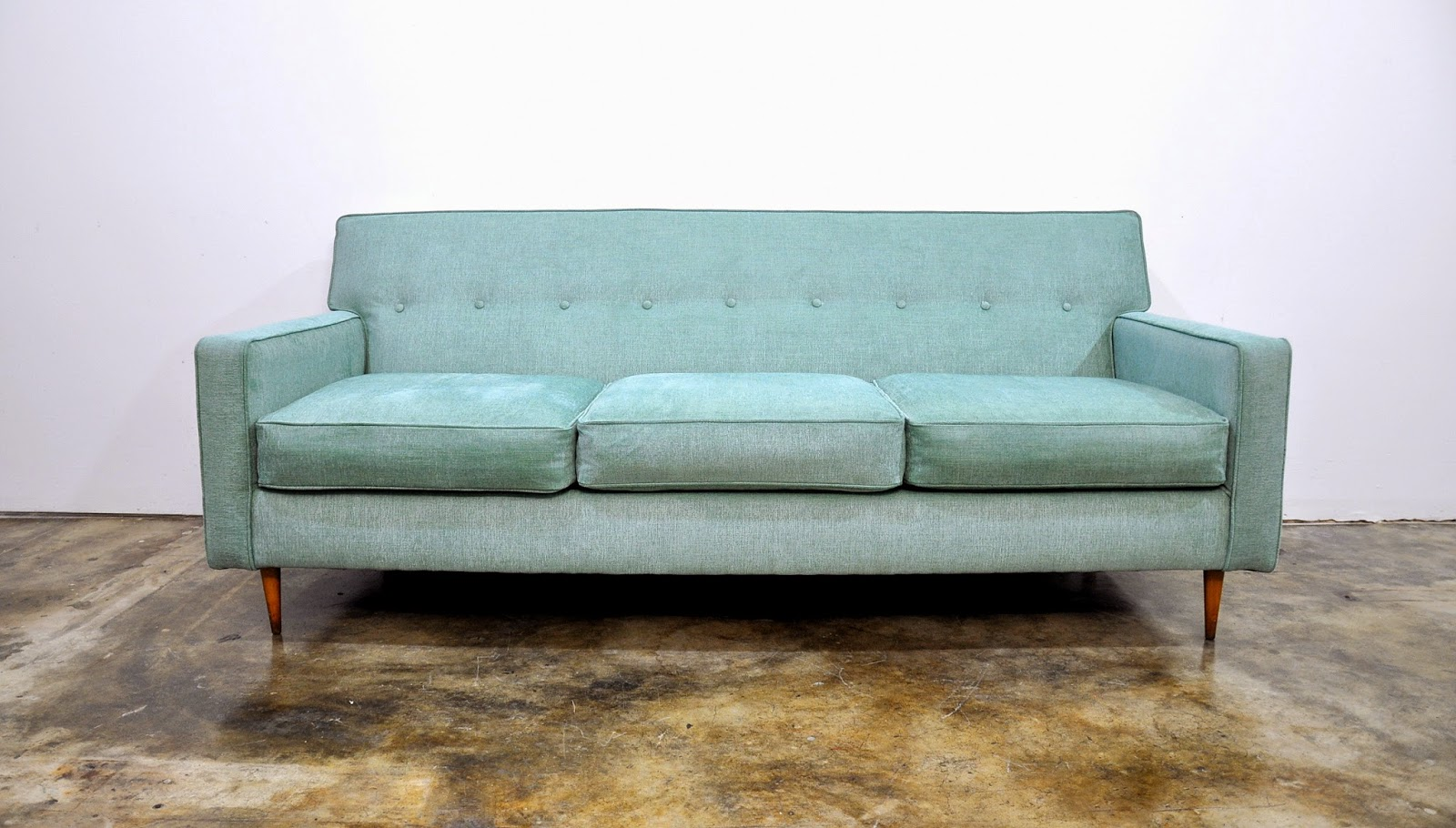 Select modern mid century modern sofa for Modern love seats