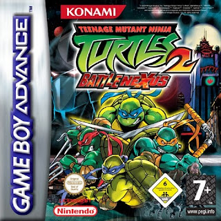 Teenage Mutant Ninja Turtles 2 - Battle nexus ( BR ) [ GBA ]