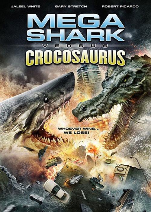 Mega Shark Vs Crocosaurus – Dublado