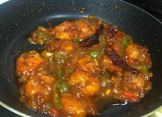 CHILI SHRIMP / PRAWNS RECIPES spicy shrimp recipes
