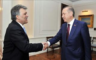 Ανησυχία Ερντογάν για την επιστροφή του Γκιουλ