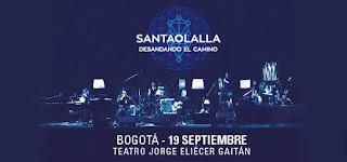 Concierto de GUSTAVO SANTAOLALLA en Bogotá 2018