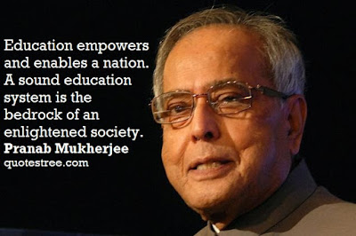 Pranab Mukherjee Quotes - Speeches and Messages by President of India