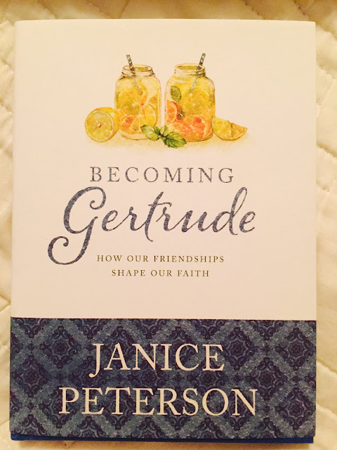 Becoming Gertrude, Book Review