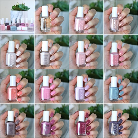Treat Love & Color Expansion : 15 New Shades - Swatches & Review ...