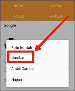 Cara Ganti Foto Profil WhatsApp Orang Lain di HP Kita 35