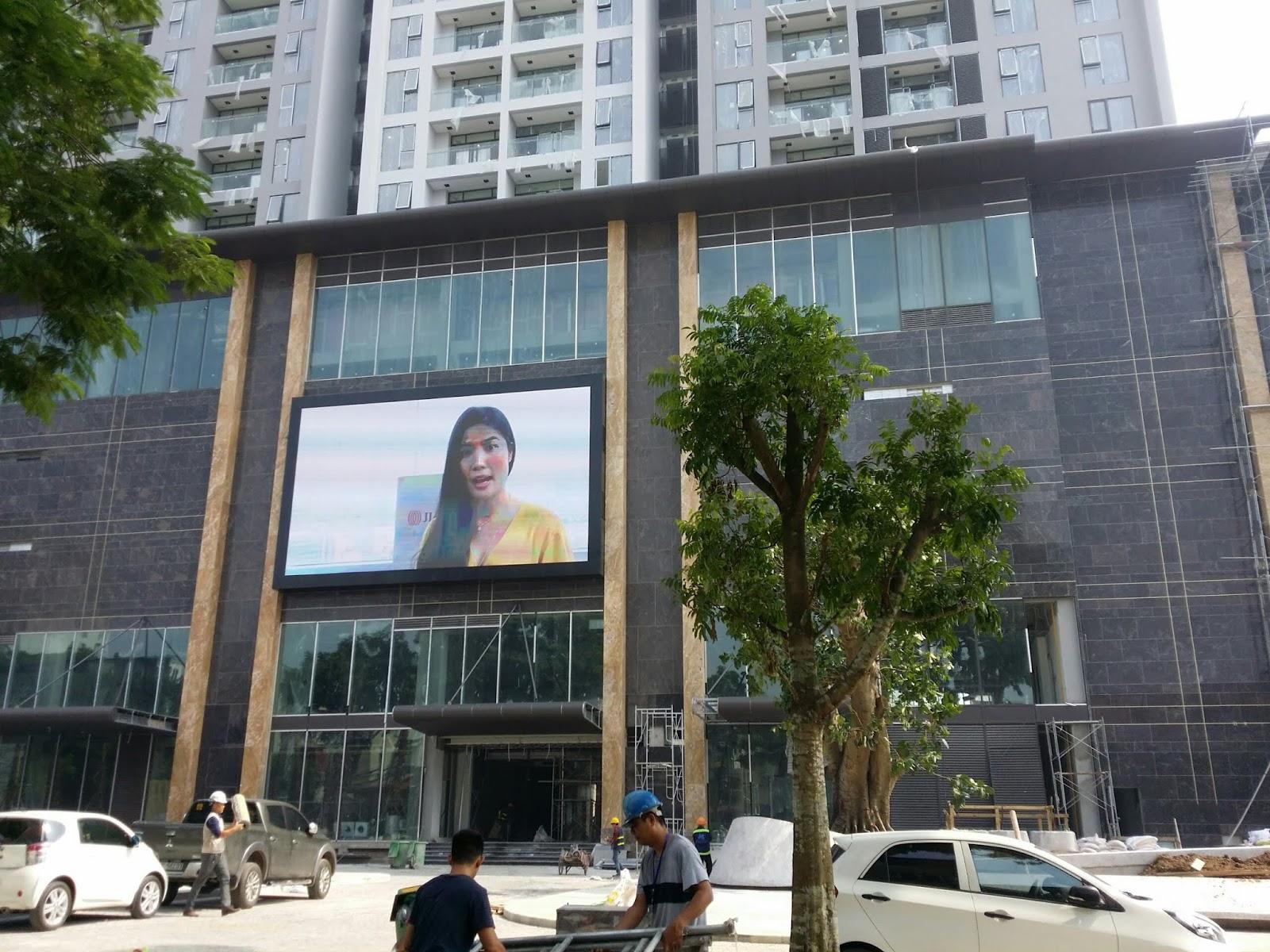 Hình ảnh tiến độ thi công Sun Group Thụy Khuê 8/2018