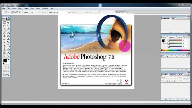 Adobe Photoshop 7.0 Free Download [Original Version]