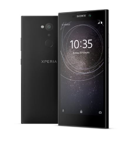 Xperia L2 brings a large display, long-lasting battery and advanced selfie camera