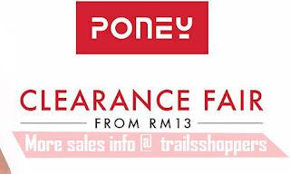Poney Clearance Fair Kuantan 2017