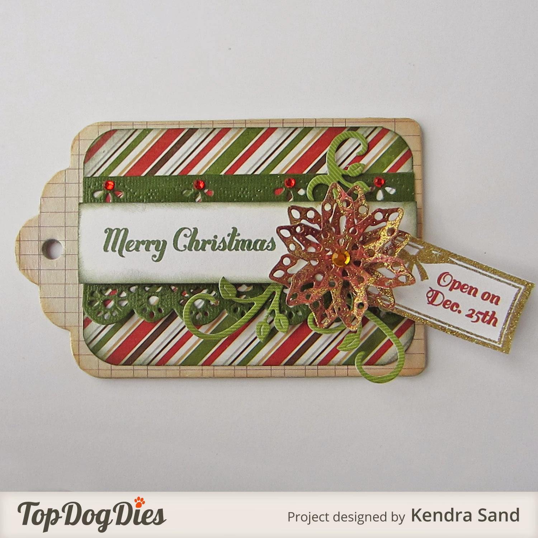 Luv 2 Scrap N' Make Cards: TDD Christmas Blog Hop