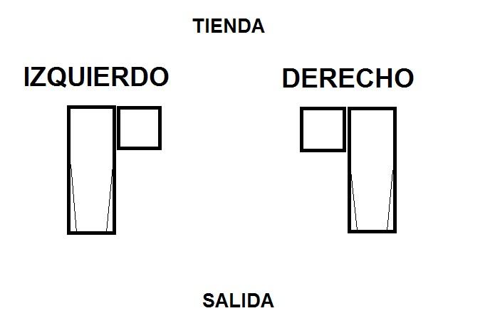 RINCO] equipamiento comercial MUEBLE CAJA SUPERMERCADO