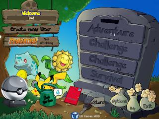 Download Pokemon Vs Zombies