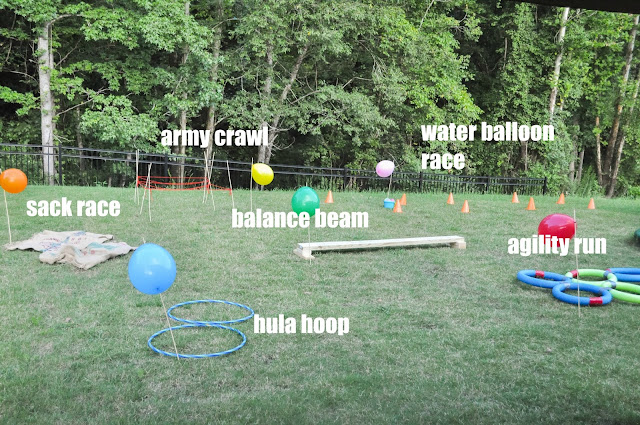 How To Create A Backyard Obstacle Course For Your Kids