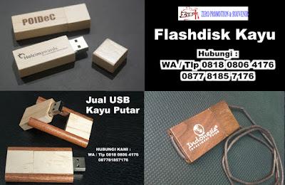 Jual Flashdisk Kayu / USB kayu murah