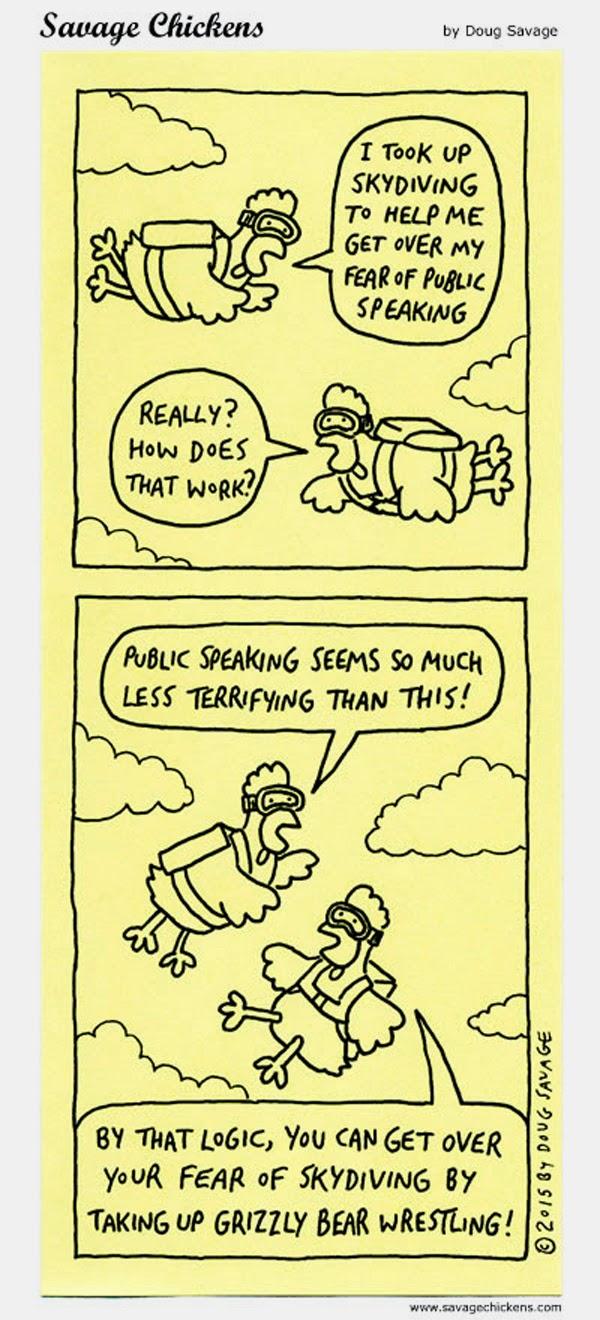Joyful Public Speaking (from fear to joy): Can you get ...