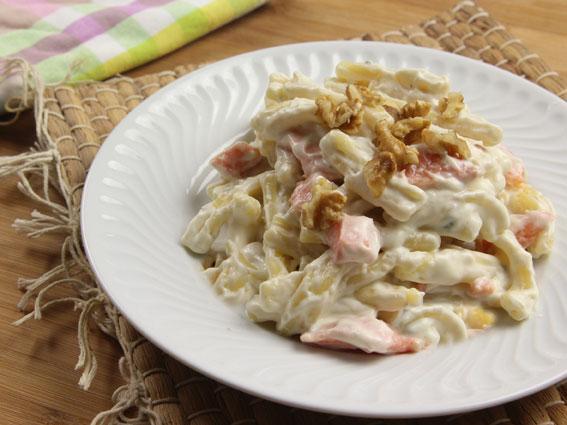 mcarrones roquefort y salmón plato final